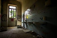 sanitarium Stock Foto's
