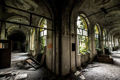 sanitarium Royalty-vrije Stock Afbeelding