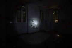 sanitarium fotografie stock