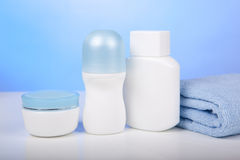 Sanitary articles Stock Photography
