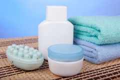 Sanitary articles Stock Images