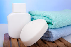 Sanitary articles Royalty Free Stock Photography