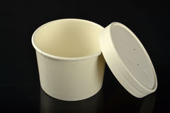 Sanitary bowl Stock Image