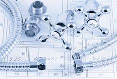 Sanitary engineering Royalty Free Stock Image