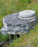 Sanitary sewer Royalty Free Stock Images