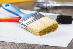 Sanitary tools Royalty Free Stock Photo