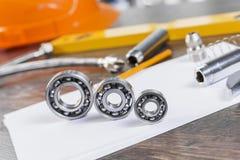 Sanitary tools Stock Photo