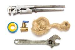 Sanitary tools Stock Photography
