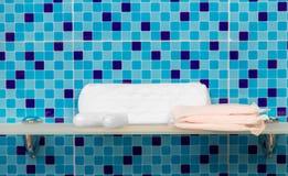 Sanitary towels - beauty treatment Stock Photography