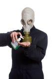 sanitizer χεριών Στοκ Φωτογραφία