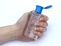 Sanitizer gel Royalty Free Stock Images