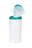 sanitizer wytarcia Fotografia Royalty Free