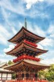 Sanju-κανένας-στην παγόδα, ναός Narita-SAN Shinto-shinto-ji Στοκ εικόνες με δικαίωμα ελεύθερης χρήσης