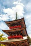 Sanju-κανένας-στην παγόδα, ναός Narita-SAN Shinto-shinto-ji Στοκ Εικόνα