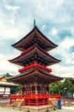 Sanju-κανένας-στην παγόδα, ναός Narita-SAN Shinto-shinto-ji Στοκ Φωτογραφίες