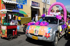 Sanjuanero Festival - Rivera Stock Image