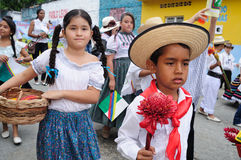 Sanjuanero Festival - Rivera-Colombia Royalty Free Stock Images