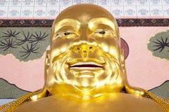 Sanka-ja Buddha von Bhuttasothorn-Tempel Lizenzfreies Stockfoto