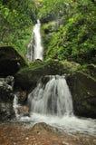 Sankon-Wasserfall lizenzfreies stockfoto