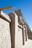 Sankore mosque in Timbuctou. Mud brick mosque in Timbuktu (Mali, Africa Royalty Free Stock Image