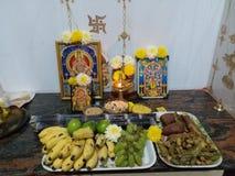 Sankranti habba royalty free stock images