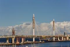 Sankt彼得斯堡新的神色  图库摄影