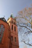 Sankt玛丽亚Hilf Kirche马格德堡 免版税库存照片