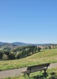 Sankt Andreasberg, het Nationale park van Harz, Duitsland Royalty-vrije Stock Afbeeldingen