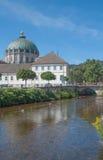 Sankt Blasien,Black Forest,Germany Stock Images
