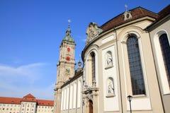 Sankt Gallen Royalty Free Stock Images