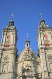 Sankt Gallen katedra Zdjęcia Stock