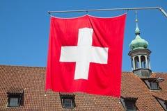 Sankt Gallen Schweiz Arkivbilder