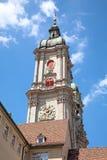 Sankt Gallen Schweiz Arkivfoton