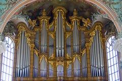 Sankt Gallen Schweiz Royaltyfri Bild
