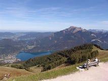 Sankt Gilgen Fotografia Stock Libera da Diritti