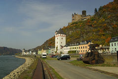 Sankt Goarshausen Fotografía de archivo libre de regalías