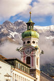 Sankt Jacob church Royalty Free Stock Photos