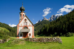 Sankt Johann in Ranui Royalty Free Stock Photography