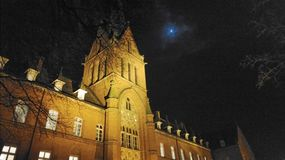 Sankt Josef Stift dans Sendenhorst Image stock