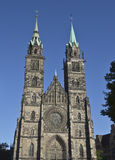 Sankt Lorenz Church Royalty Free Stock Image