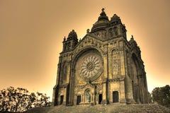 Sankt Luzia Stockbild