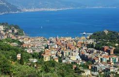 Sankt Margherita Ligure Stockbilder