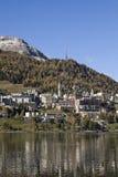 Sankt Moritz Stock Photography
