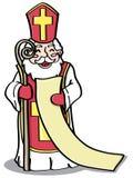 Sankt Nikolaus lizenzfreies stockfoto