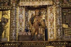 Sankt Nikolaus von Bari Lizenzfreie Stockbilder