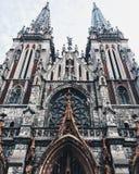 Sankt- Nikolauskathedrale Stockfotos