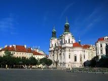 Sankt- Nikolauskirche Stockfotografie