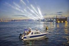 Sankt Pétersbourg Images libres de droits