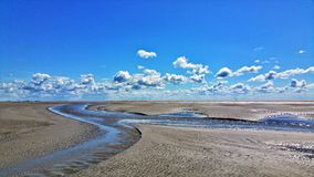 Sankt-Peter-Ording Royalty Free Stock Image