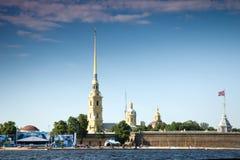 Sankt-peterburg Fotografía de archivo libre de regalías